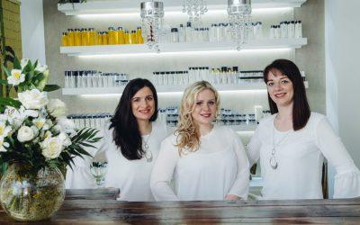 Teamfoto Brummer Kosmetikstudio Sendling