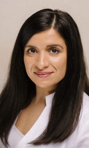 Fachkosmetikerin Pamela Mirabelli
